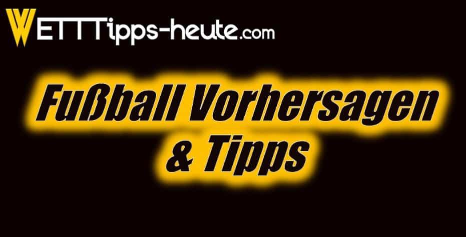 Fussball Vorhersagen Tipps Fussball Vorhersage 2019 2020
