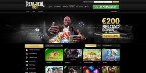 Online Casino Real Deal Bet