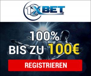 1Xbet Bundesliga Bonus