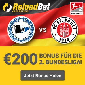 Bielefeld - Pauli Spezialbonus 2.Ligastart 2019/2020