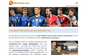 Sportwetten Portal Vergleich