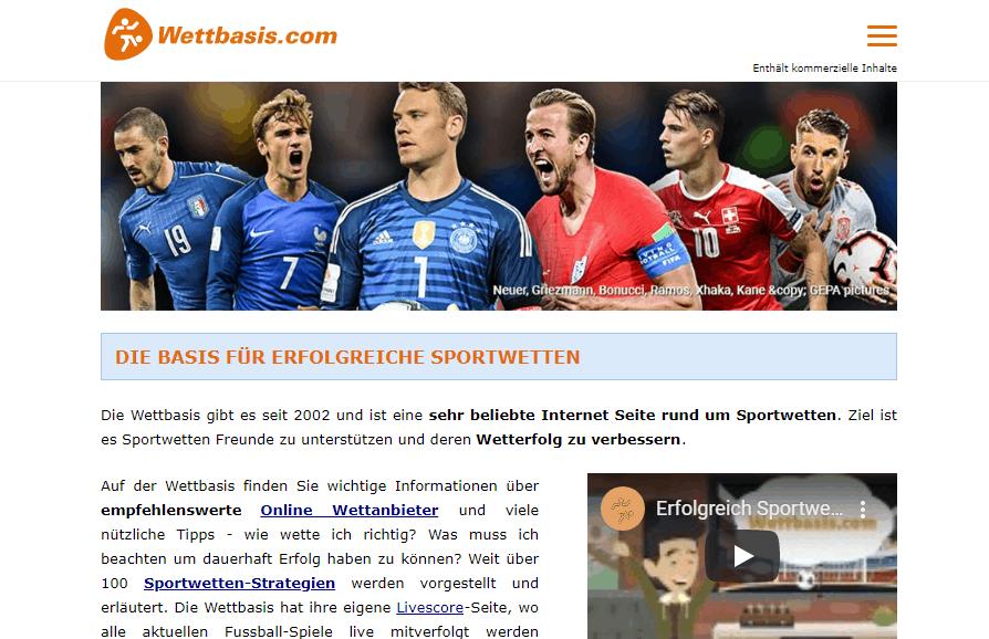 Sportwetten Portal Vergleich Welches Wettportal Ist Am Besten