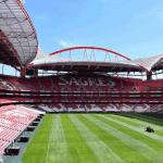 Estadio da Luz - Benfica Lissabon