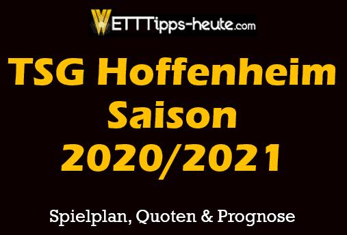 Vorhersage 2021