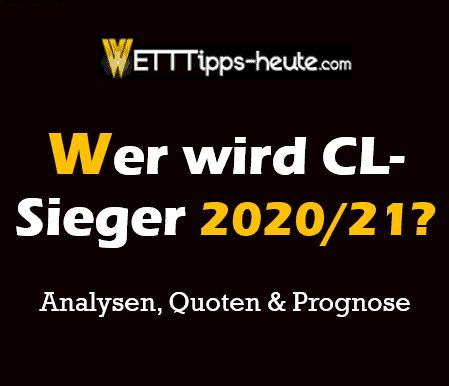 Bundesliga 2021 Prognose