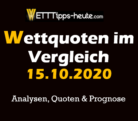 Experten-Prognose & Quoten-Analyse 1510.20