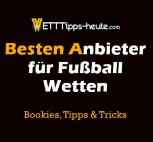 Besten Buchmacher für Fußball