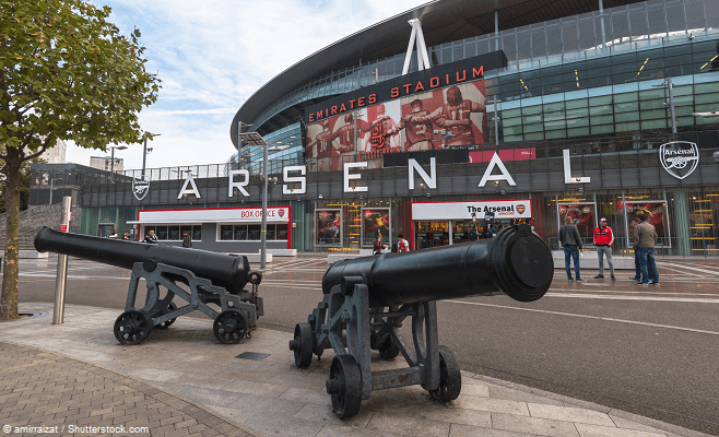 Emirates Stadium - Arsenal London