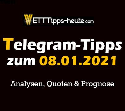 Tipico Tipps 08.01.2021