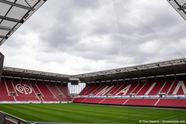 Stadion am Bruchweg - Mainz 05