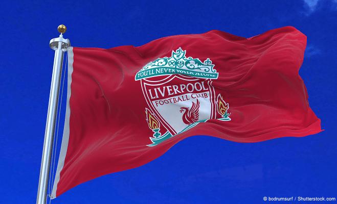 FC Liverpool Fahne