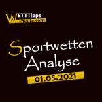 Wett-Tipps & Quoten 01.05.2021