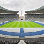 Olympiastadion DFB-Pokal Finale 2021