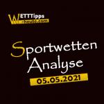 Wett-Tipps & Quoten 05.05.2021