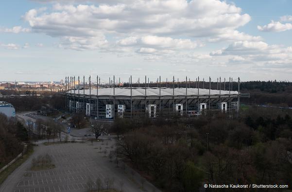 Volksparkstadion - HSV