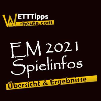 EM Spiele & Live-Ticker