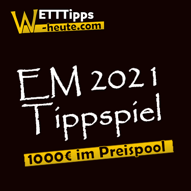 Gratis EM 2021 Tippspiel