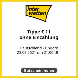 Deutschland gegen Ungarn Gratis Wetten 23.06.2021