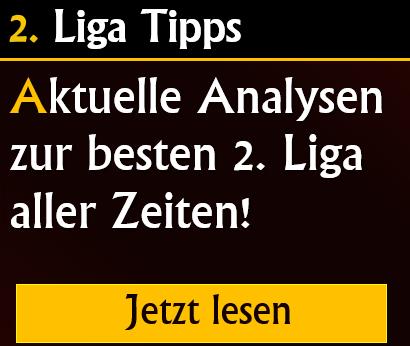 2. Bundesliga Tipps & Prognose 2021 2022