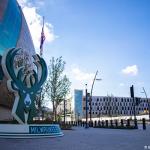 Fiserv Forum -Milwaukee Bucks Stadium