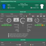 Italien England 11.07.2021 H2H Bilanz