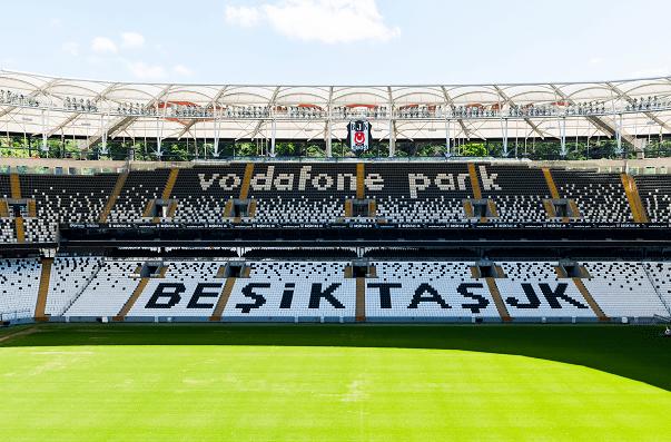 Besiktas Stadium Vodafone Park