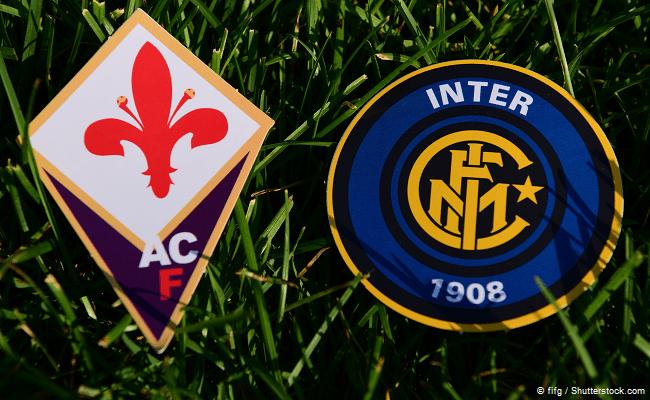 Florenz - Inter Mailand Serie A