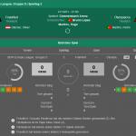 Frankfurt - Olympiakos 21.10.2021 H2H, Bilanz, Statistiken